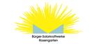 Bürger-Solarkraftwerk Rosengarten