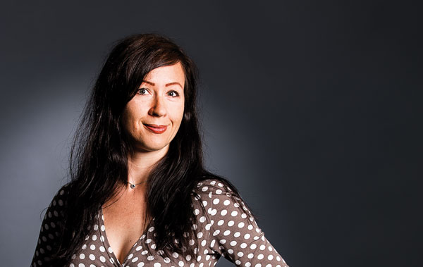 Dr. Julia Büthe - Notärztin & Hamburgerin