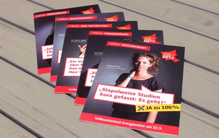 Themen-Flyer - UNSER HAMBURG - UNSER NETZ
